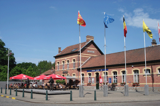 Station Heide Kalmthout