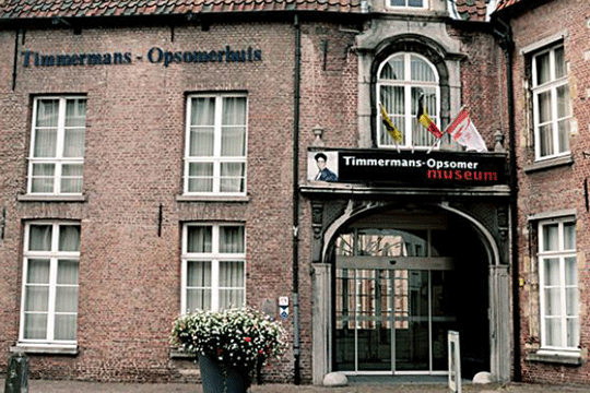 Timmermans-Opsomermuseum